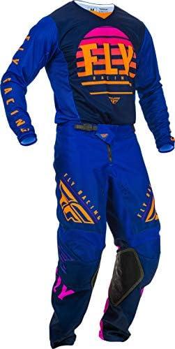 Mens 2XLarge 36 Waist Fly Racing 2020 Kinetic K220 Black//Grey//Hi-Vis Adult MX Gear Combination