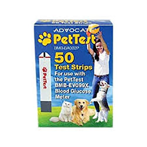 Pet Test Test Strips 50 Count; Buy 1 Get 1 Free!