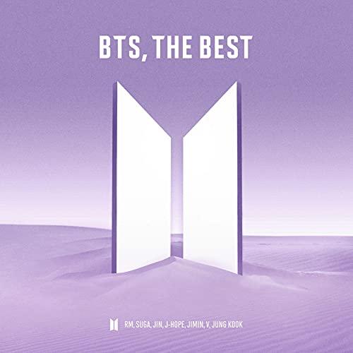 BTS, THE BEST (통상반・첫 프레스)(2CD) 특전없음