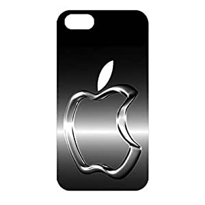 Apple Logo Phone Case 3D Delicate Style Hard Phone Case for Iphone 4/4s Apple Series