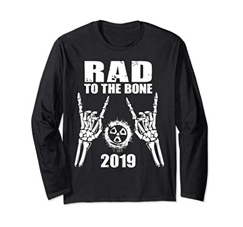 2019 Radiology Tech Graduation Gift, X-Ray Tech Student Long Sleeve T-Shirt (Best Tech Gifts 2019 Under 100)