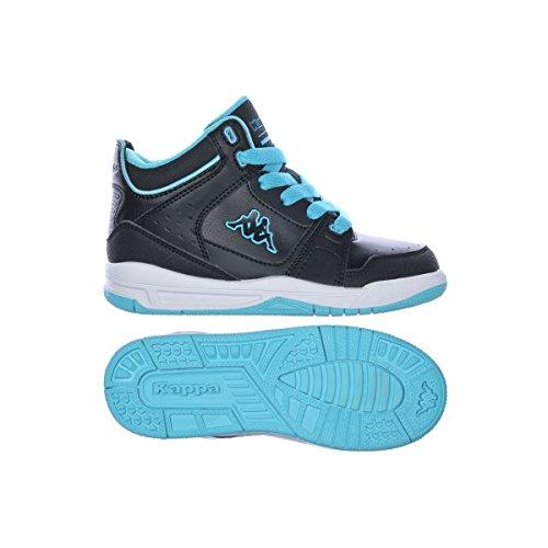 Sneakers - Vulest Kid - Niños Black-Turquoise