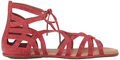 Sandal Souls Break 3 Gladiator Heart Gentle Red My Women's qTOFwxqZ0H