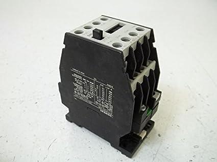 siemens 3tf4122 0a overload relay 24vused amazon com industrial rh amazon com