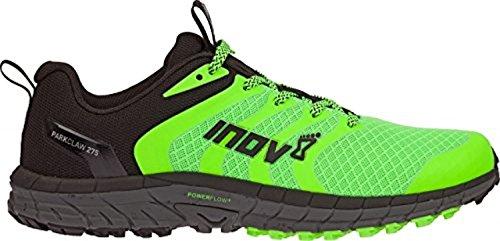 Inov8 Mens Parkclaw 275 Chaussures De Course & Pack De Visière Dentraînement Vert / Noir
