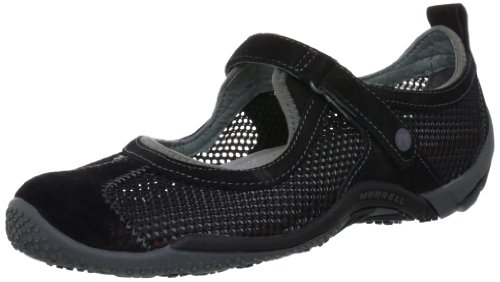 Merrell Women's Circuit MJ Breeze-1 Outdoor Mary Jane,Black,9 M US (Merrell Womens Athletic Shoes)
