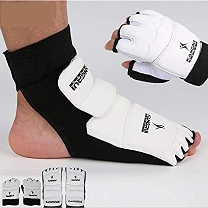 Elastic Ankle Wraps For Support Martial Arts MMA Boxing Fitness Cardio Training