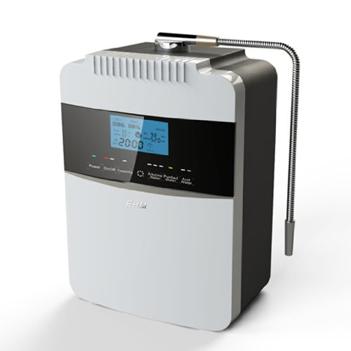 Alkaline PH Water Ionizer Machine By Yes Water (Ivory) by YesWater.com