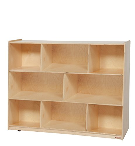 Tip-Me-Not WD13680 Tip-Me-Not 36''H Storage by Wood Designs
