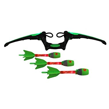 Zing Air Storm Fire Tek Bow, Green