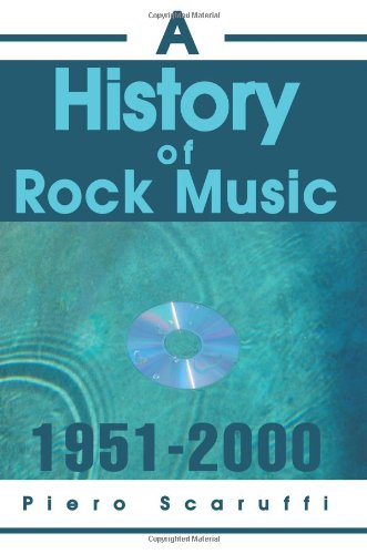 A History of Rock Music: 1951?2000