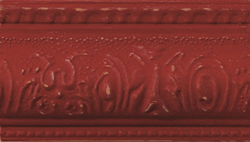 FolkArt Home Decor Chalk Furniture & Craft Paint in Assorted Colors (16 Ounce), 34877 Tuscan Red
