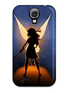 Shock-dirt Proof The Pirate Fairy Case Cover For Galaxy S4