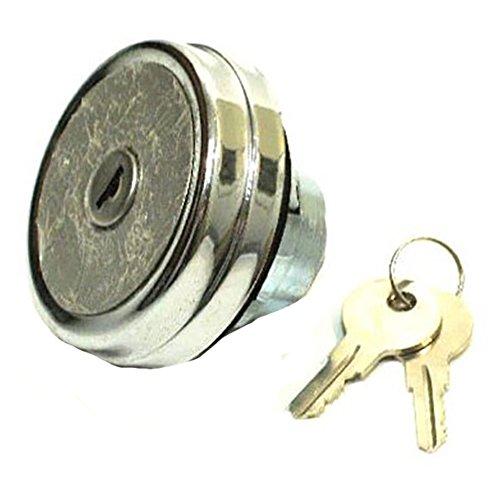 (108925A1 Locking Fuel Cap For Case 580C 580D 580K 1840 1845 40XT 90XT Loader)