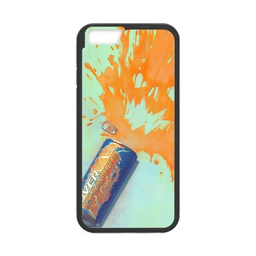 Sunset Overdrive 17 coque iPhone 6 Plus 5.5 Inch cellulaire cas coque de téléphone cas téléphone cellulaire noir couvercle EEECBCAAN05879