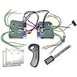 Asixx Motor Controller, 36V/48V 350W Motor Brush Speed Controller or