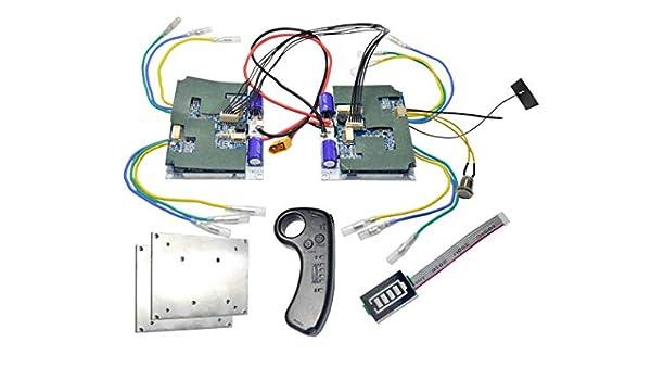 Hobbysky - Controlador eléctrico de velocidad ESC para motor ...
