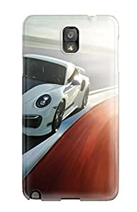 New Premium TMMEfcD5546bJFGk Case Cover For Galaxy Note 3/ 2014 Techart Porsche 911 Turbo S Protective Case Cover