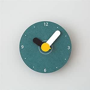Reloj trompeta creativa reloj de pared moderna de dibujos ...