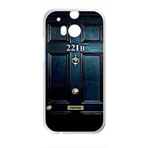221B Door Cell Phone Case for LG G2
