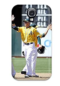 Best oakland athletics MLB Sports & Colleges best Samsung Galaxy S4 cases