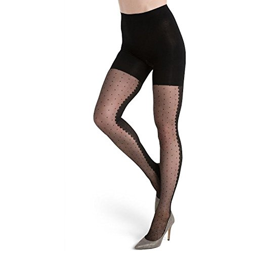 ASSETS Red Hot Label by Spanx Double Take Tights (4 (5'0-6'0/165-220))