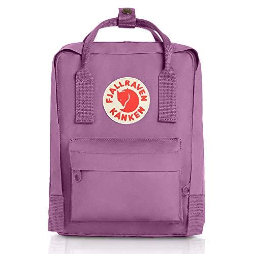 Fjallraven - Kanken Mini Classic Backpack for Everyday, Orchid