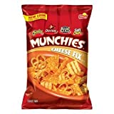 Munchies Snack Mix, Cheese Fix, 8 Ounce (Pack of 5)