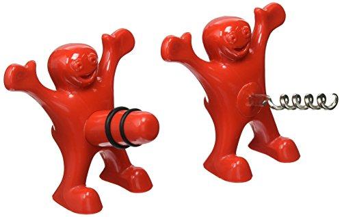 Fairly Odd Novelties Corkscrew Stopper product image