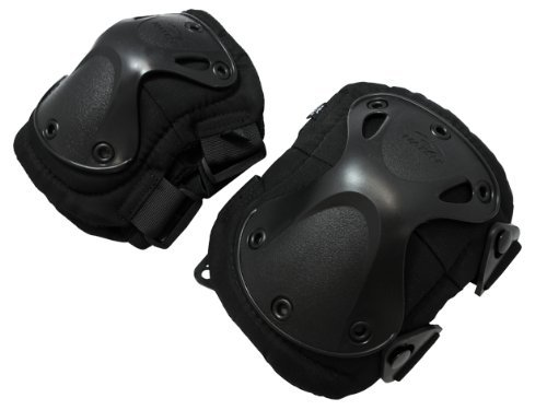 HATCH type XTAKK elbow and knee pad set black (japan import) by Emerson