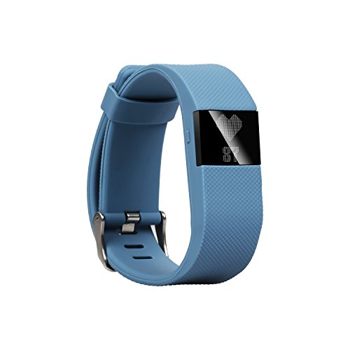 BlueWeigh Rainbow HR Fitness Activity Tracker with Sleep and Heart Monitors,...