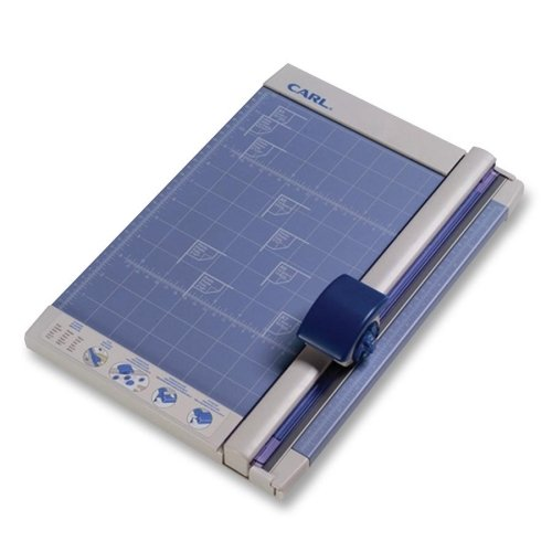 Carl Professional Rotary Trimmer 12- (200 Sheet Paper Cutter)