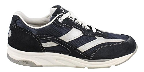 SAS Women's, Tour Mesh Sneakers Navy White 9.5 M by SAS