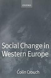 Social Change in Western Europe (European Societies)