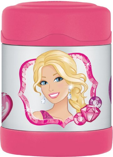 Thermos Funtainer Ounce Food Barbie