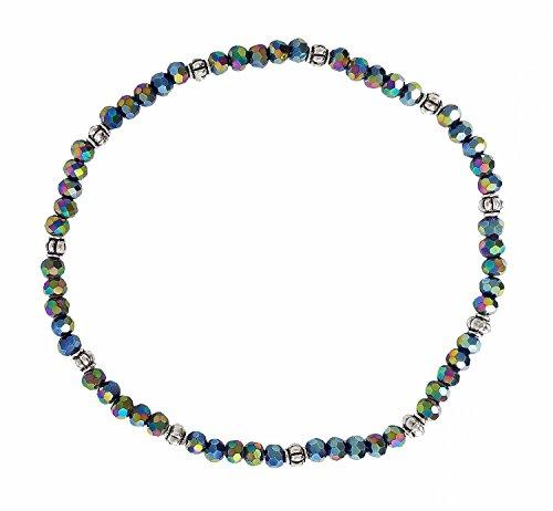 Glass Ankle Bracelet - 4