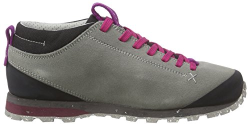 AKU Bellamont Suede, Scarpe Sportive Outdoor Donna Grigio (Grau (Light Grey/Magenta))
