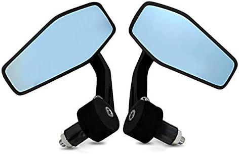 GSX-S 1000// F nero Specchietti Manubrio LS4 per Suzuki GSR 600//750