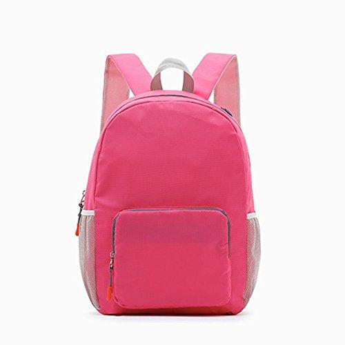 Y Hombres green Plegable Deportes Mujeres Pink Para Niños Mochila Adultos Dcrywrx Acampar De Camping Ligera Viaje Senderismo wUqPZ