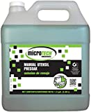 Microtech Manual Utensil Presoak Heavy Duty Floor Cleaner, 1.5 Gallon - 1 each.