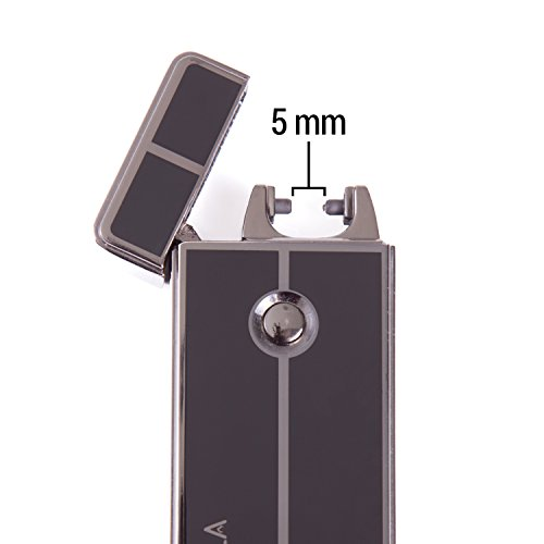 Tesla Coil Lighters™ USB Rechargeable Windproof Arc Lighter (1. Gun Metal) by Tesla Coil Lighters (Image #7)