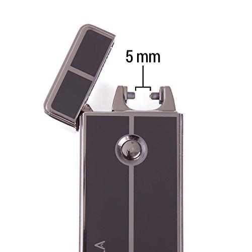"Tesla Coil Lightersâ""¢ USB Rechargeable Windproof Arc Lighter"