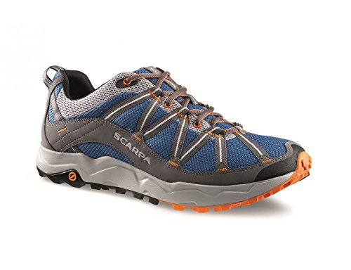 Scarpa Ignite Speed Trail Trd8 - Zapatillas Unisex adulto - Blue/Silver