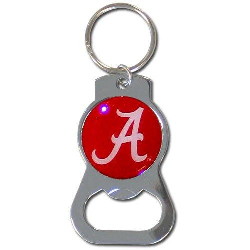 Siskiyou NCAA Alabama Crimson Tide Bottle Opener Key Chain Alabama Crimson Tide Key
