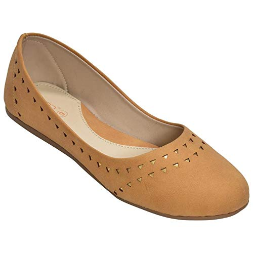 Ladies Dark Brown Leather Soft Flexible flat shoes Moulded Sole Comfort NEW