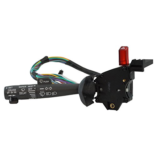 Cruise Control Windshield Wiper Arm Turn Signal Lever Switch for Chevy GMC Truck ()