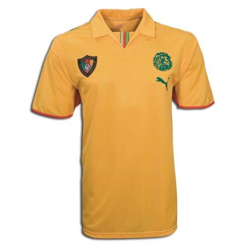 Cameroon 07-09 Away Soccer Jersey
