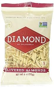 Diamond Slivered Almonds, 4 Ounce