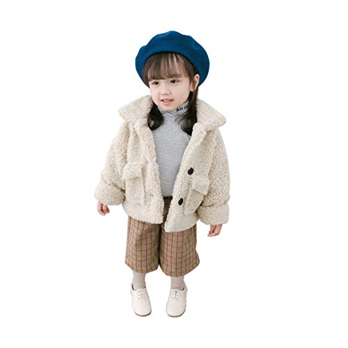 ee83dcd466fbb キッズ アウター コート ジャケット もこもこ 子供服 女の子 男の子 冬服 裏起毛 可愛い 防寒 暖かい