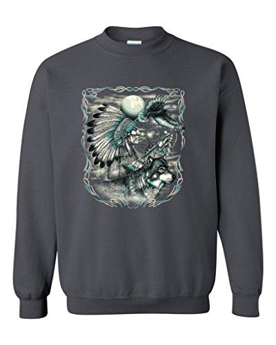 Eagle Crewneck Sweater - 2